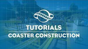Planet Coaster Tutorial - Coaster Construction