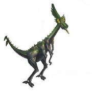 Needlenose giraffa concept art