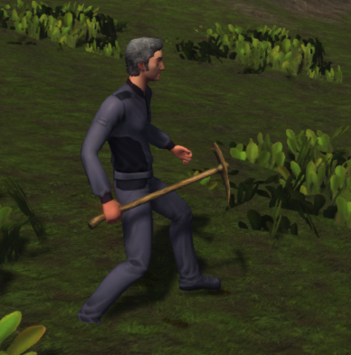 File:Wood Pickax.png