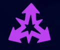 Spark of Push Icon