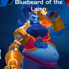 Bluebeard of the Lamp