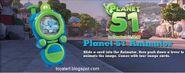 Burger-king toys planet-51-animator