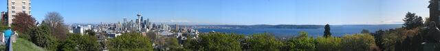 File:Panorama Kerry Park Seattle.jpg