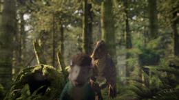 1x2 EpidexipteryxChasedBySinraptor