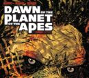 Dawn of the Planet of the Apes: Issue 3
