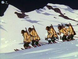 Ape ski