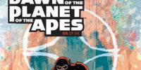 Dawn of the Planet of the Apes: Issue 6