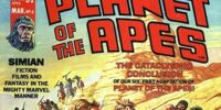 Planet of the Apes Magazine 6