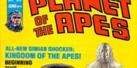 Planet of the Apes Magazine 9