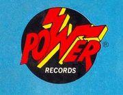 Power Records logo