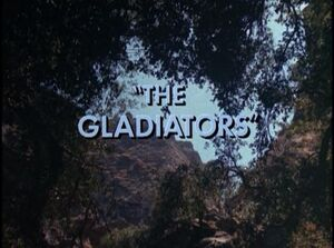 The Gladiators title card