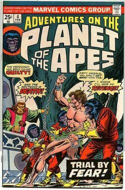 Adventures on the Planet of the Apes 4