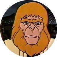 Zaius (Animated)