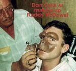 Roddy McDowall makeup1