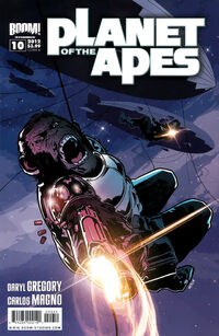 Planet of the Apes 10 Page 01