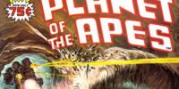 Planet of the Apes Magazine 22
