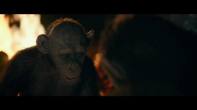 File:WPOTA Bad Ape said the humans killing the apes are soldiers.png