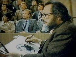 Courtroom Artist