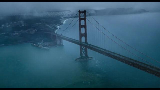 File:The Golde Gate Bridge - 10 years later.jpg