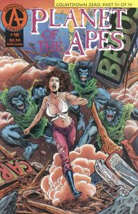Planet of the Apes 16