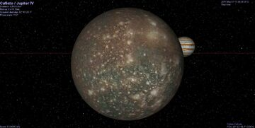 Callisto in Celestia