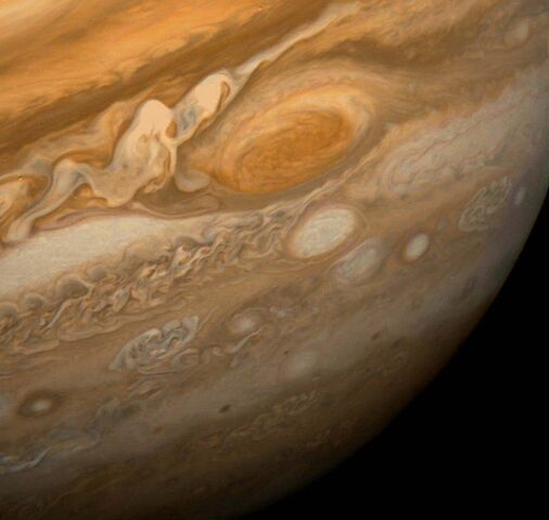 File:Great Red Spot From Voyager 1.jpg