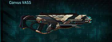 Desert scrub v2 assault rifle corvus va55