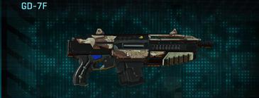 Desert scrub v2 carbine gd-7f