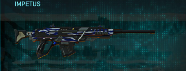 Nc zebra sniper rifle impetus