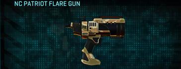 Indar dunes pistol nc patriot flare gun
