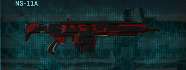 Tr zebra assault rifle ns-11a