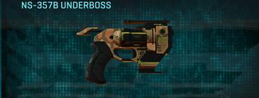 Indar rock pistol ns-357b underboss