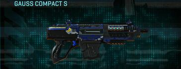 Nc patriot carbine gauss compact s