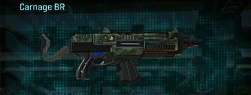 Amerish brush assault rifle carnage br