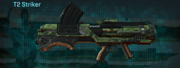 Amerish forest rocket launcher t2 striker