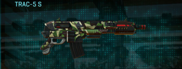 African forest carbine trac-5 s
