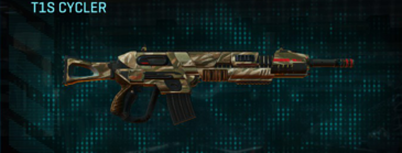 Indar dunes assault rifle t1s cycler