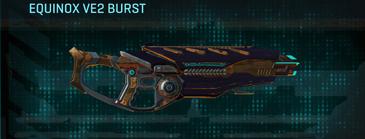 Indar rock assault rifle equinox ve2 burst