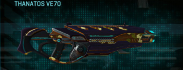India scrub shotgun thanatos ve70