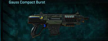 Amerish scrub carbine gauss compact burst