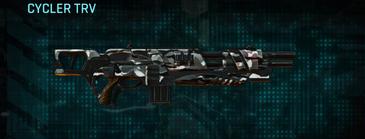 Indar dry brush assault rifle cycler trv