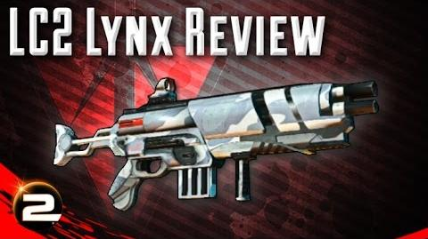 LC2 Lynx review by Wrel (2014.08