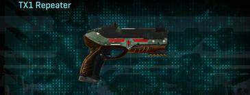 Amerish brush pistol tx1 repeater