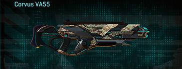 Arid forest assault rifle corvus va55