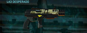 Palm pistol la3 desperado