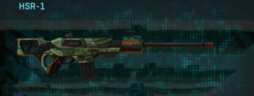 Amerish forest v2 scout rifle hsr-1