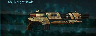 Sandy scrub shotgun as16 nighthawk