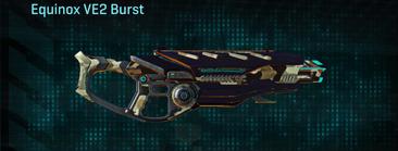 Desert scrub v1 assault rifle equinox ve2 burst