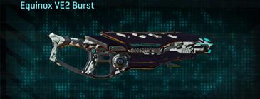 Forest greyscale assault rifle equinox ve2 burst