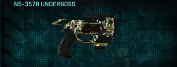Scrub forest pistol ns-357b underboss